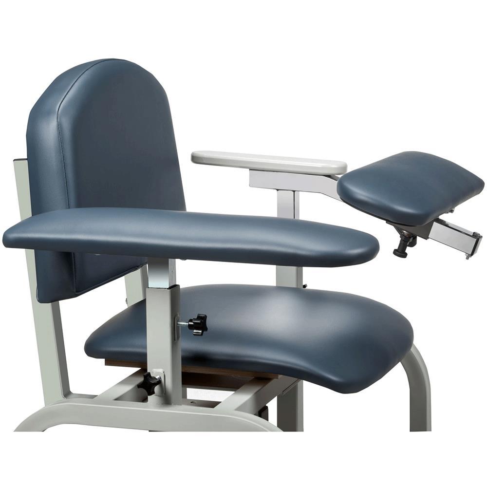 Clinton H Series E Z Clean Blood Drawing Chair