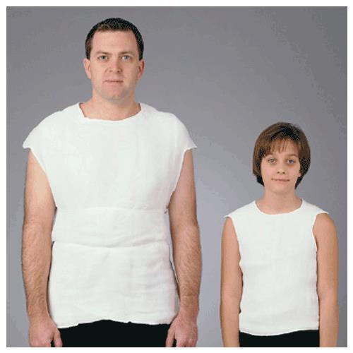 Dressings Deroyal Shaped Gauze Special Vest Burn 34jLq5AcR