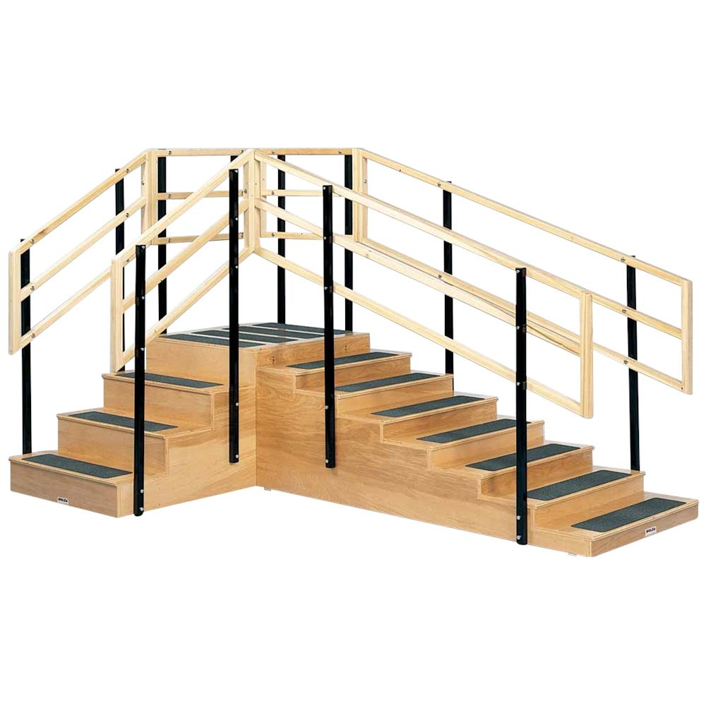 Bailey Convertible Exercise Stairs Training Stairs