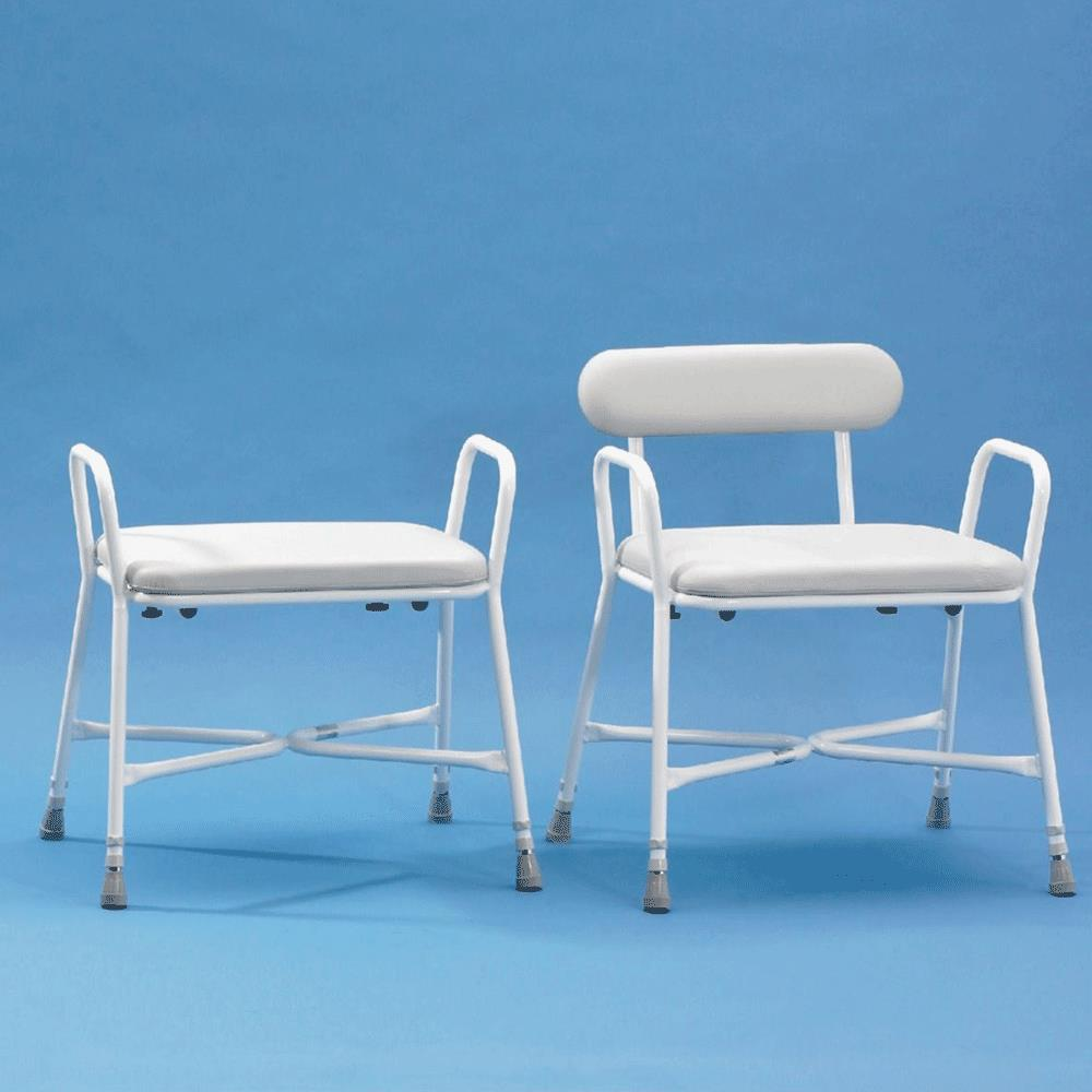 Homecraft Sherwood Plus Bariatric Shower Stools | Shower Chairs