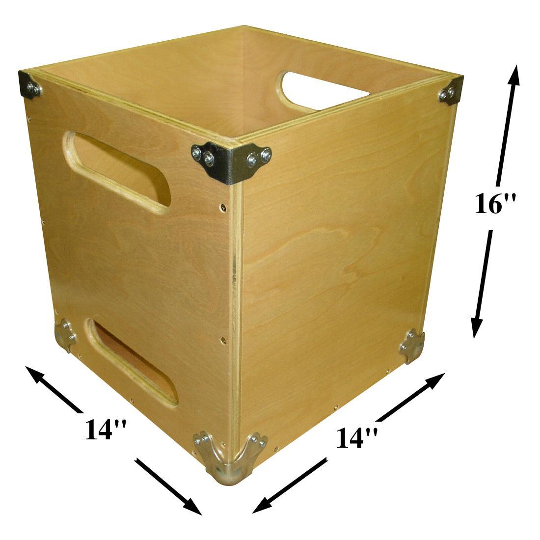 Bailey Heavy Duty Lift Box  Exercise Devices-2101