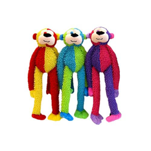 Toys For Spina Bifida : Multipet multicrew monkey dog toy pet toys