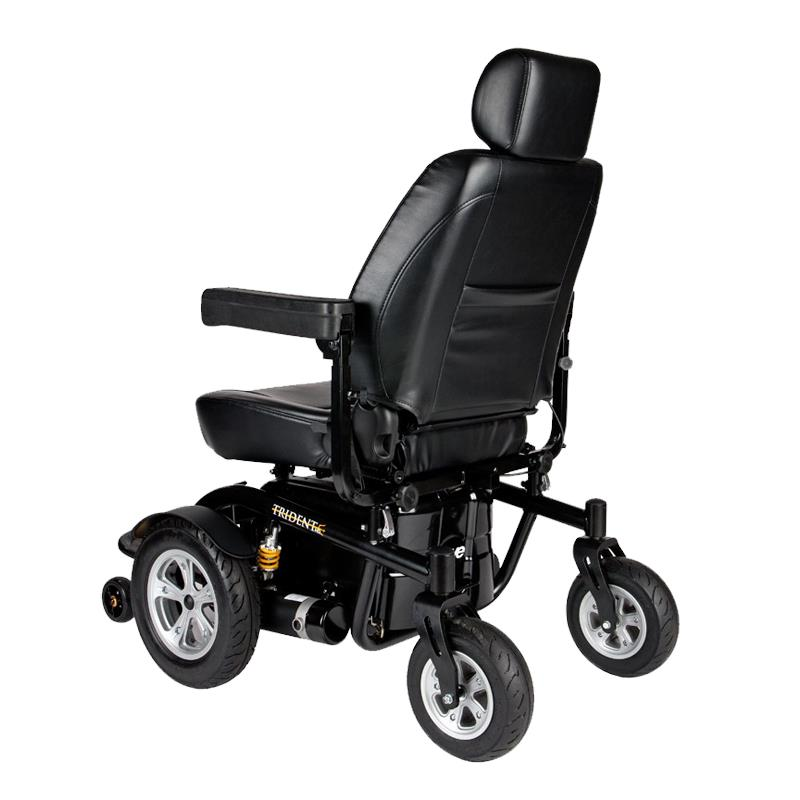 Drive trident hd heavy duty power chair travel portable Portable motorized wheelchair