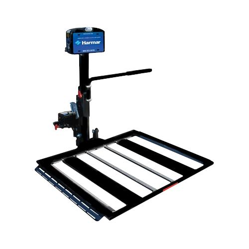 Harmar al560 automatic universal power chair lift for Motorized wheelchair lifts for cars