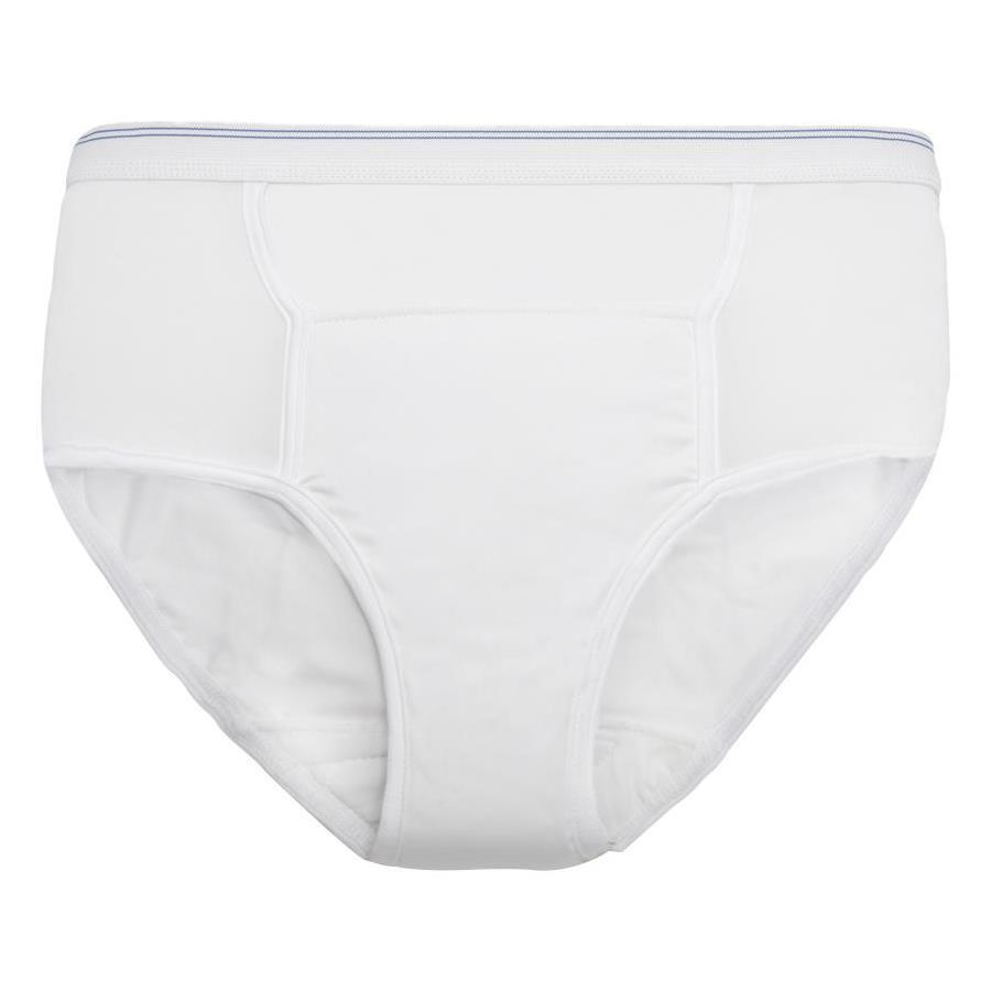 Careactive Mens Reusable Incontinence Briefs Briefs With