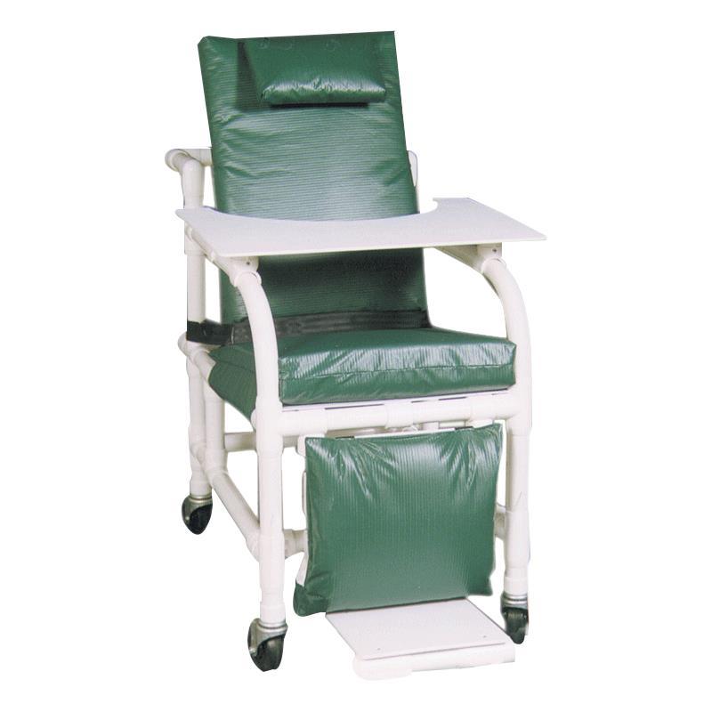 MJM International Extra Wide 3 Position Recline Geri Chair