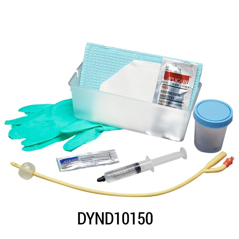 Medline Foley Catheter Insertion Tray Insertion