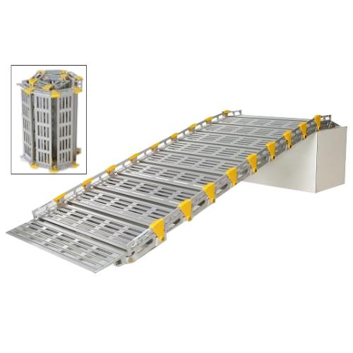 Roll A Ramp 36 Inch Wide Portable Ramp Multifold Ramps