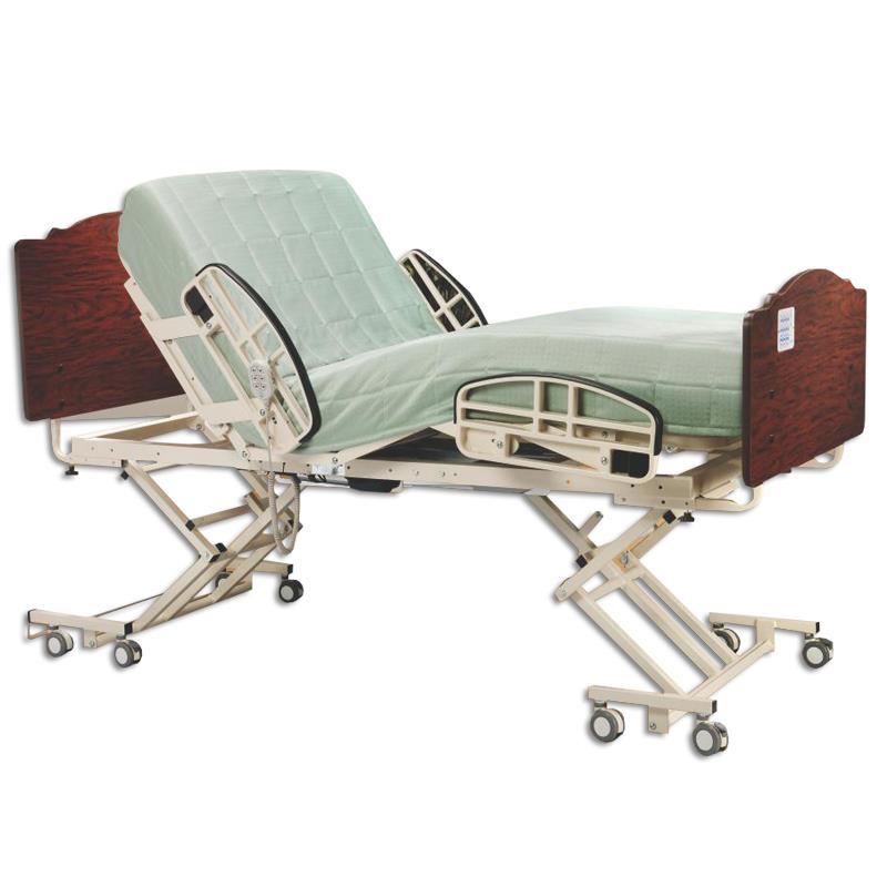 Medline Alterra Full Electric Hi Low Hospital Bed