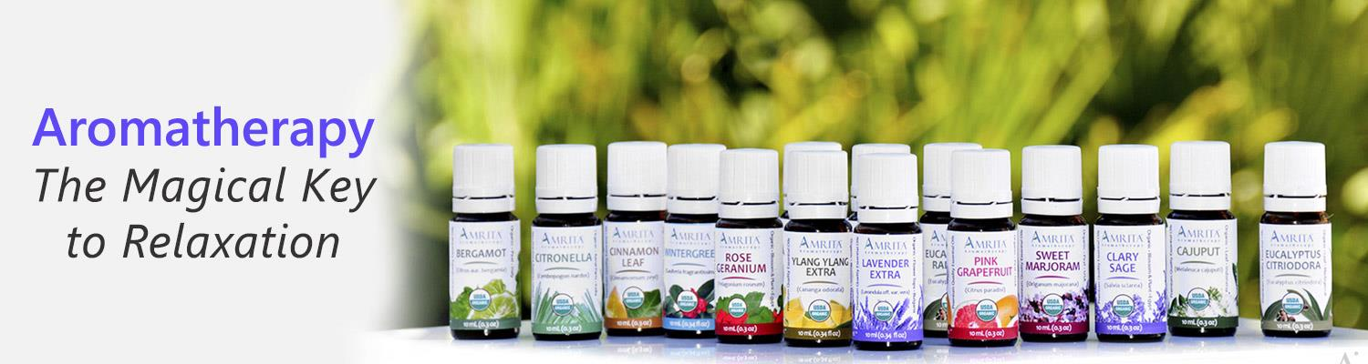 Aromatherapy: The Magical Key to Relaxation