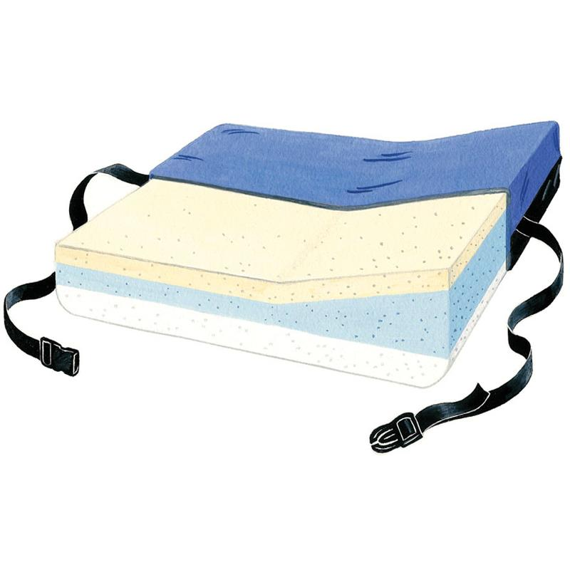 Skil Care Lateral Positioning Cushion With Low Shear Ii