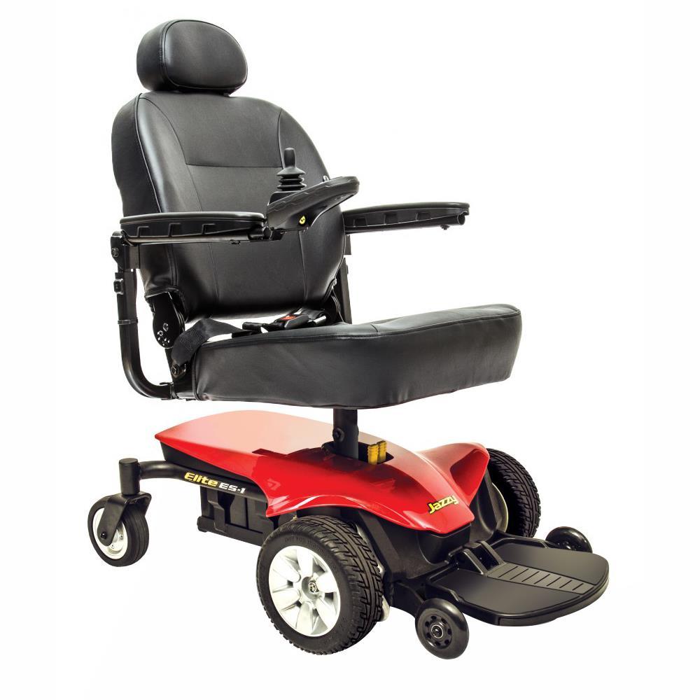Pride Jazzy Elite Es 1 Power Chair