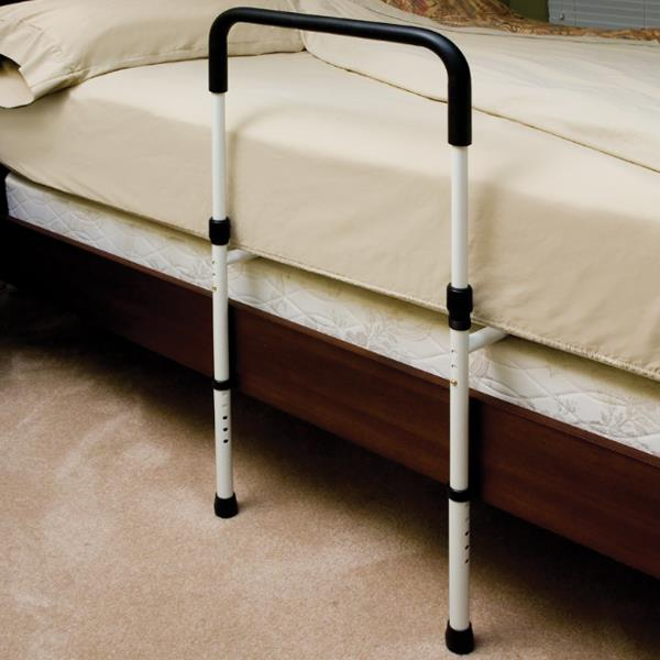 Essential Medical Endurance Hand Bed Rail With Floor Support