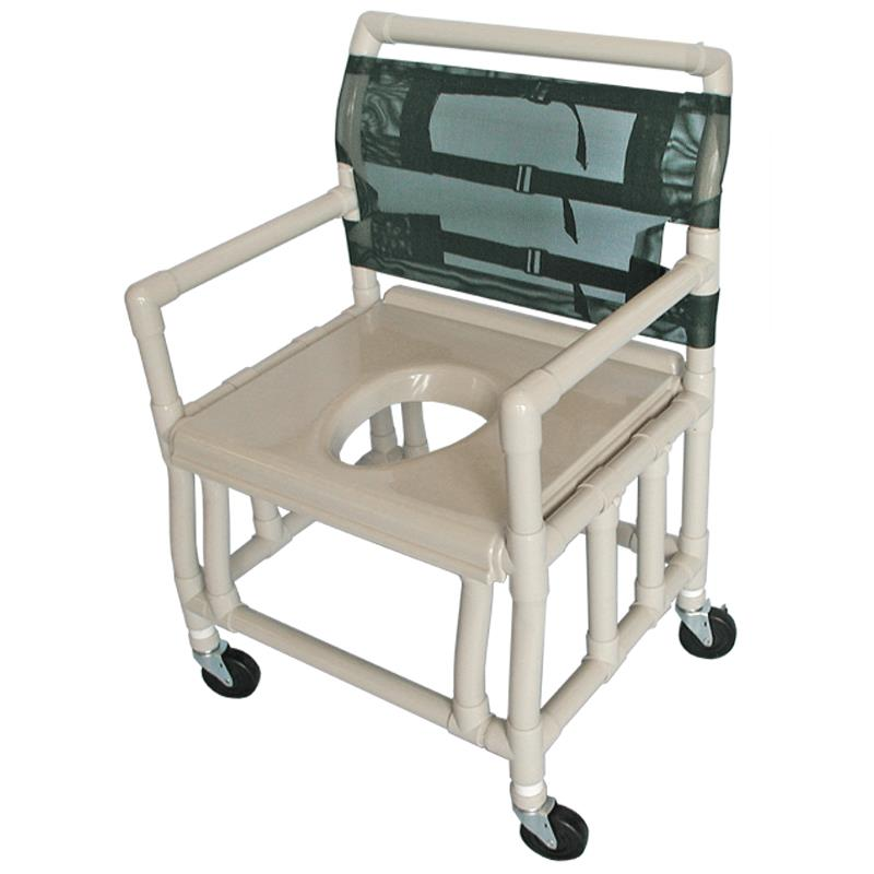 Healthline pvc shower commode chair cleaning windows