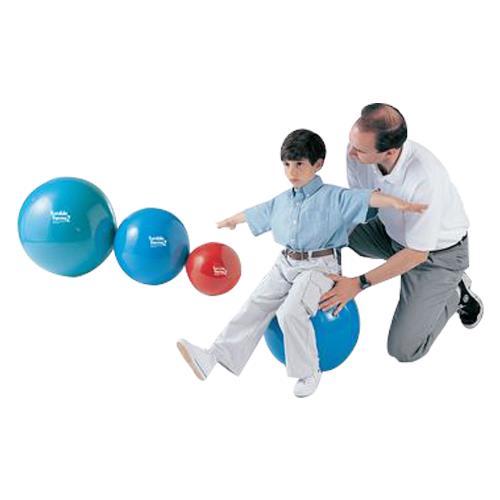 Balance Ball Kick: Tumble Forms 2 Neuro Developmental Training Balls