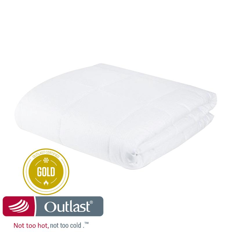 Outlast Not Too Hot Not Too Cold Temperature Regulating