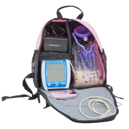 Covidien Kendall Kangaroo Joey Mini Backpack Enteral Feeding