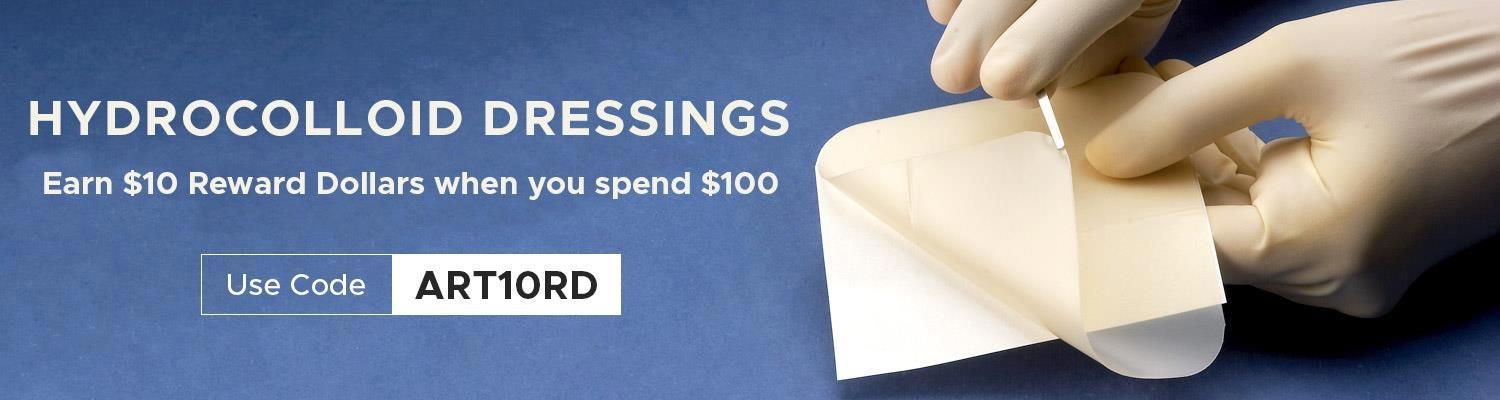 All You Need To Know About Hydrocolloid Dressings