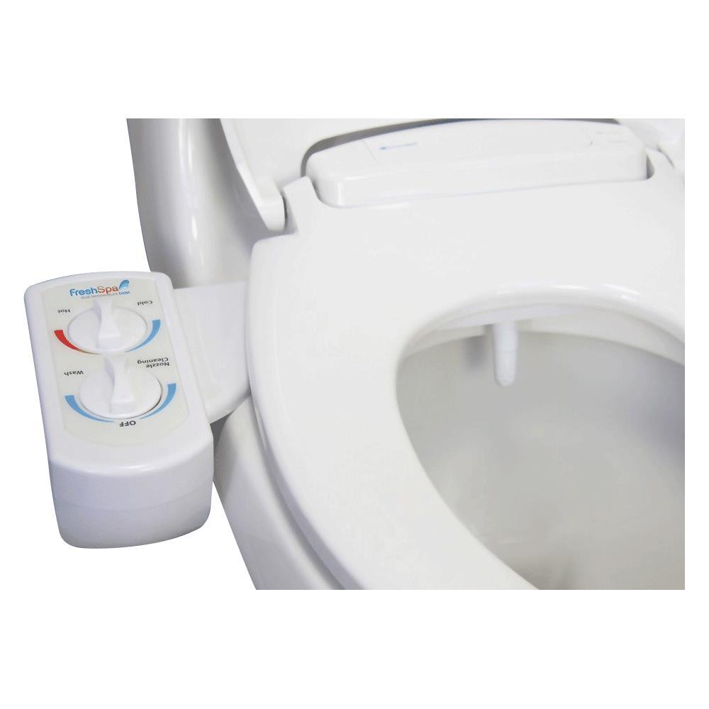 Brondell Freshspa Dual Temperature Bidet Toilet Attachment