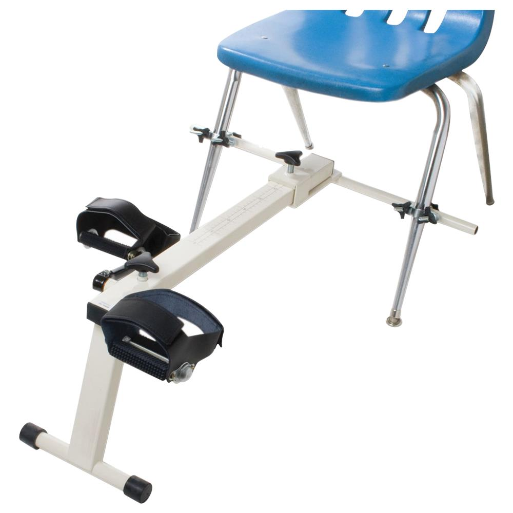 Pedal Exerciser For Ms: Cando Standard Chair Cycle