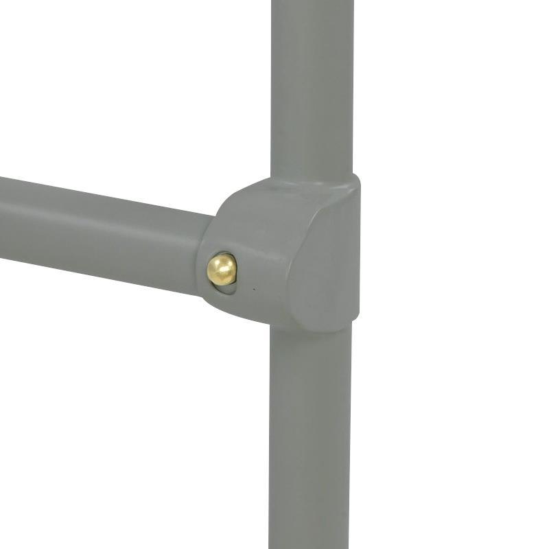 Drive Competitive Edge Line Folding Bariatric Steel
