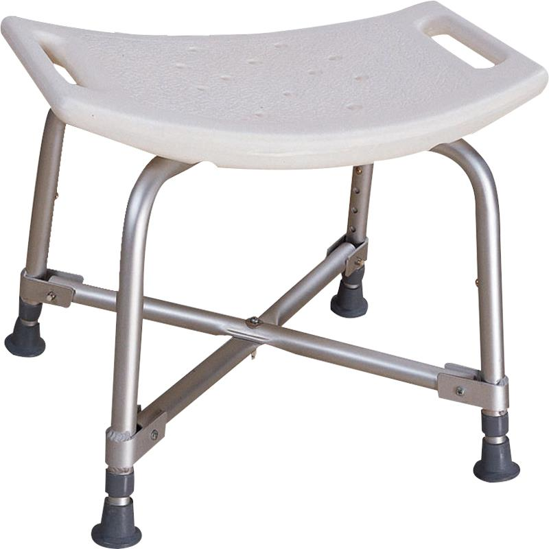 Essential Medical Endurance HD Heavy Duty White Shower Bench ...