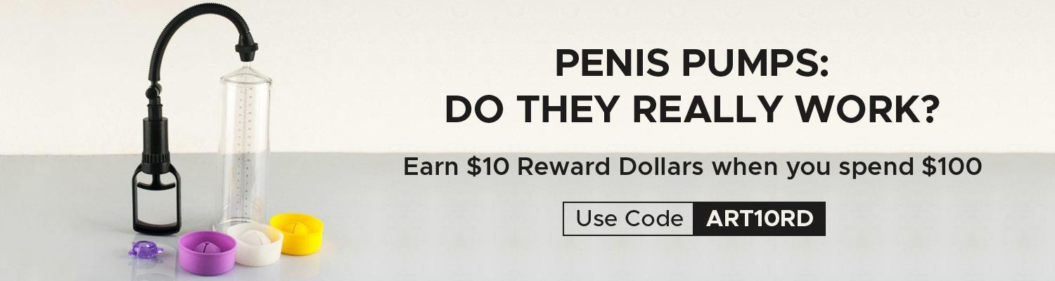 Penis Pumps: Do They Really Work?