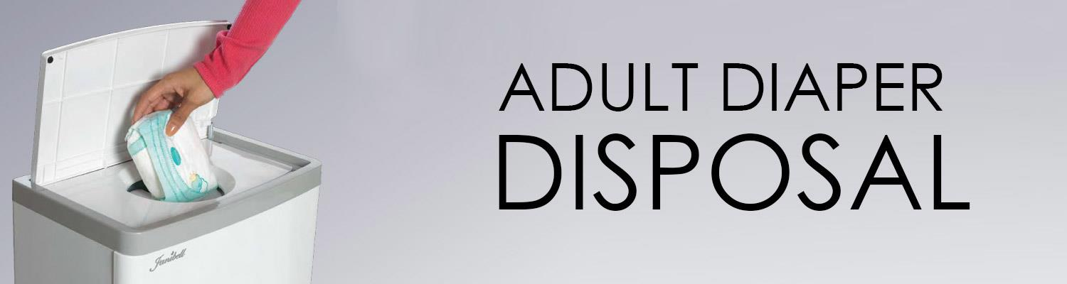 An Adult Diaper Disposal You can Trust - Janibell Akord