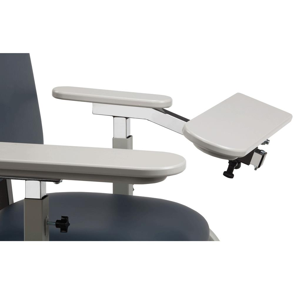Clinton H Series E Z Clean Blood Drawing Chair