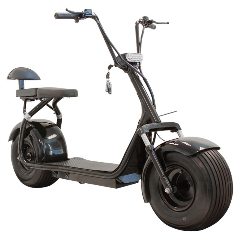 ewheels ew 08 fat tire electric scooter travel scooters. Black Bedroom Furniture Sets. Home Design Ideas