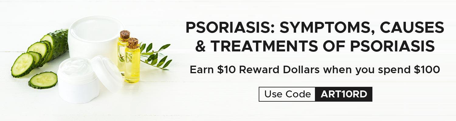 Psoriasis: Symptoms, Causes and Treatments of Psoriasis