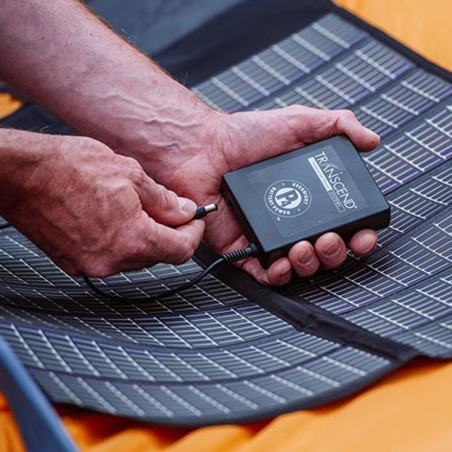Somnetics Transcend Portable Solar Battery Charger Cpap