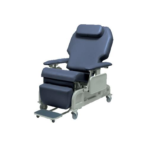 Graham Field Bariatric Motorized Clinical Care Recliner Medical Chairs