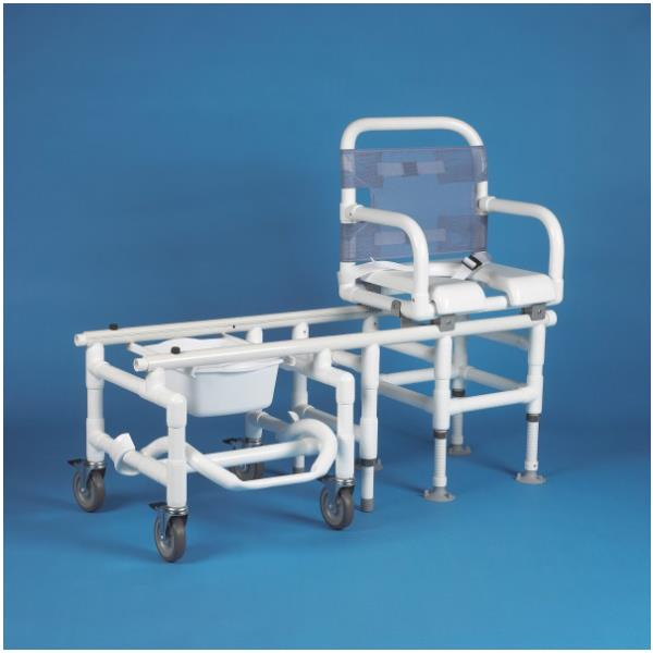 Duralife Duraglide Transfer System Bath Commode Transfer