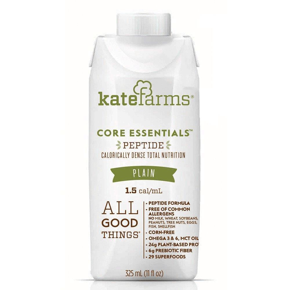 Kate Farms Core Essentials Peptide 1 5 Supplemental Formula