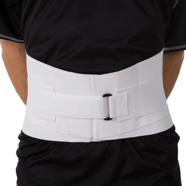 AT Surgical LSO Sacro Back Support With Pad | Lumbar Belts