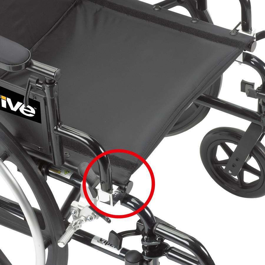 Drive Viper Plus Gt Lightweight Wheelchair Lightweight