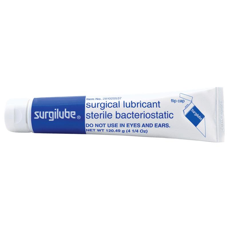 Nycomed fougera surgilube lubricating jelly catheter