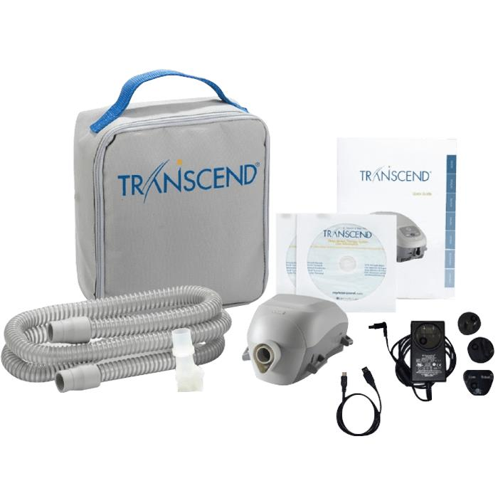 transcend sleep apnea machine