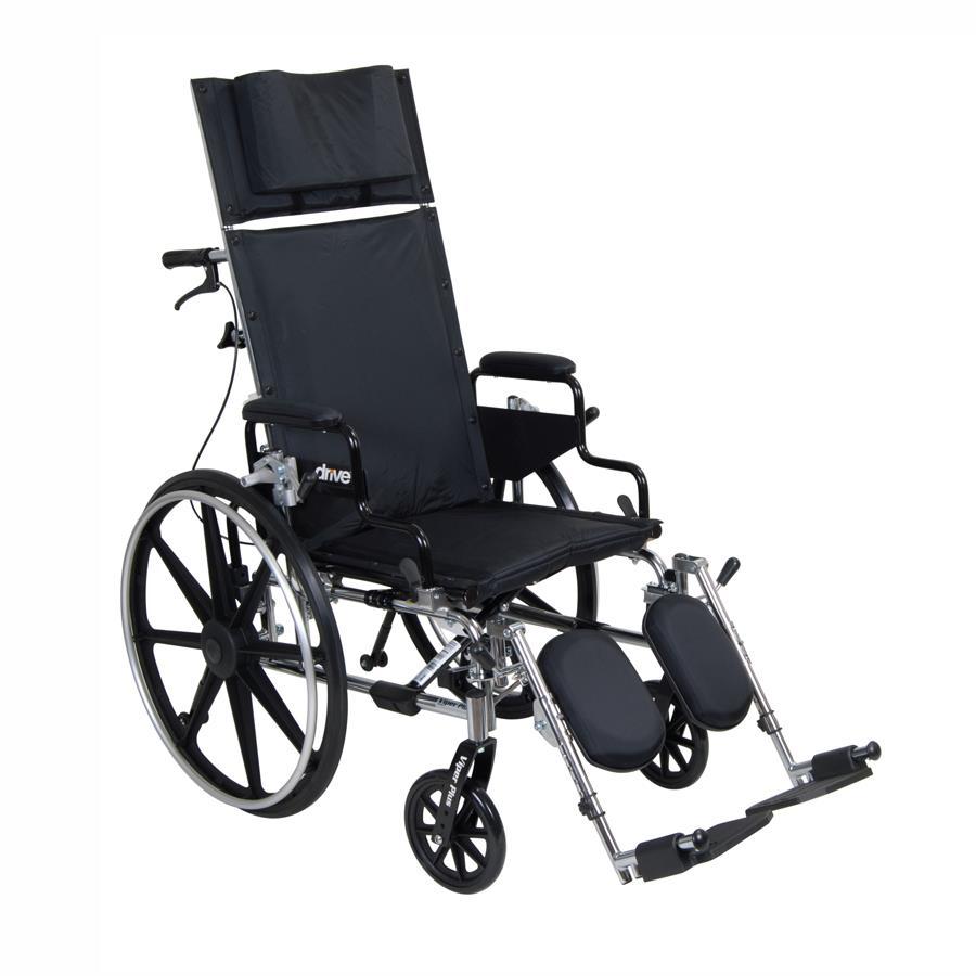Drive Viper Plus Gt Full Reclining Lightweight Wheelchair