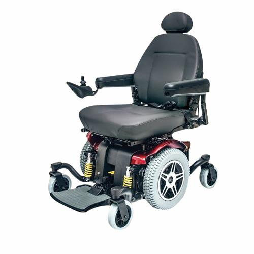 Pride Jazzy 614 HD Power Chair on