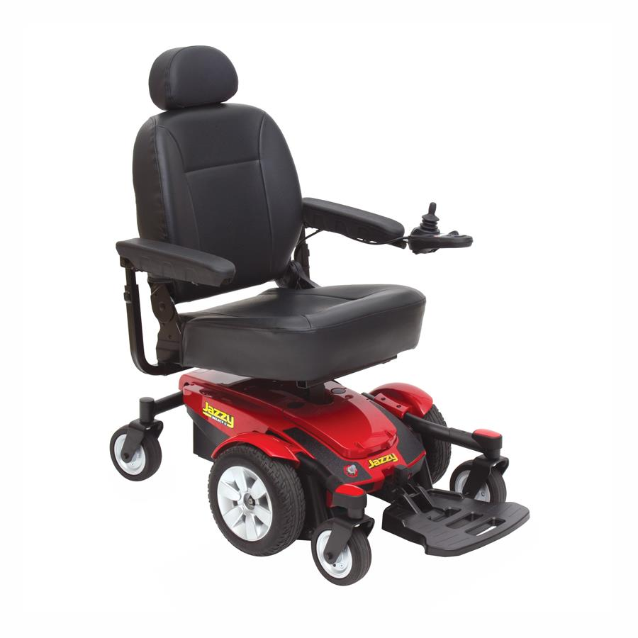 Pride Jazzy Select 6 Power Chair on