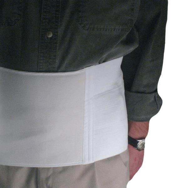 AT Surgical 3 Panel 9 Inch Tall Universal Abdominal Binder