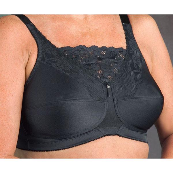 a64eeef4a Nearly Me 660 Lace Cami Mastectomy Bra