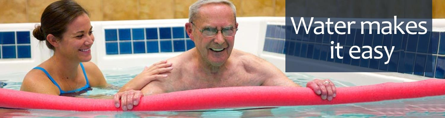 Benefits of Aquatic Therapy