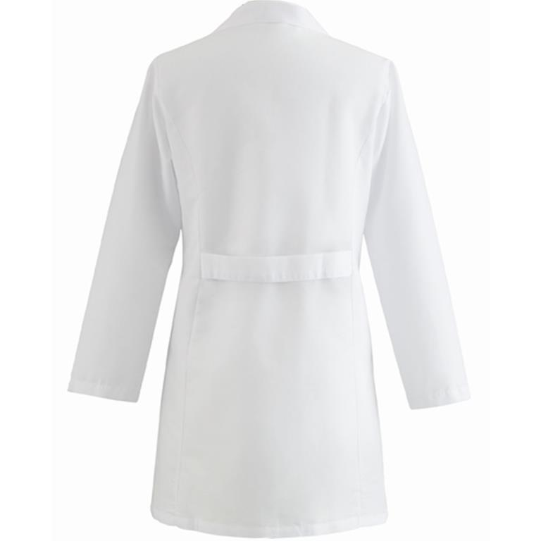 Medline Ladies Silvertouch Staff Length Lab Coats