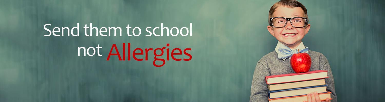 Autumn Allergies and School