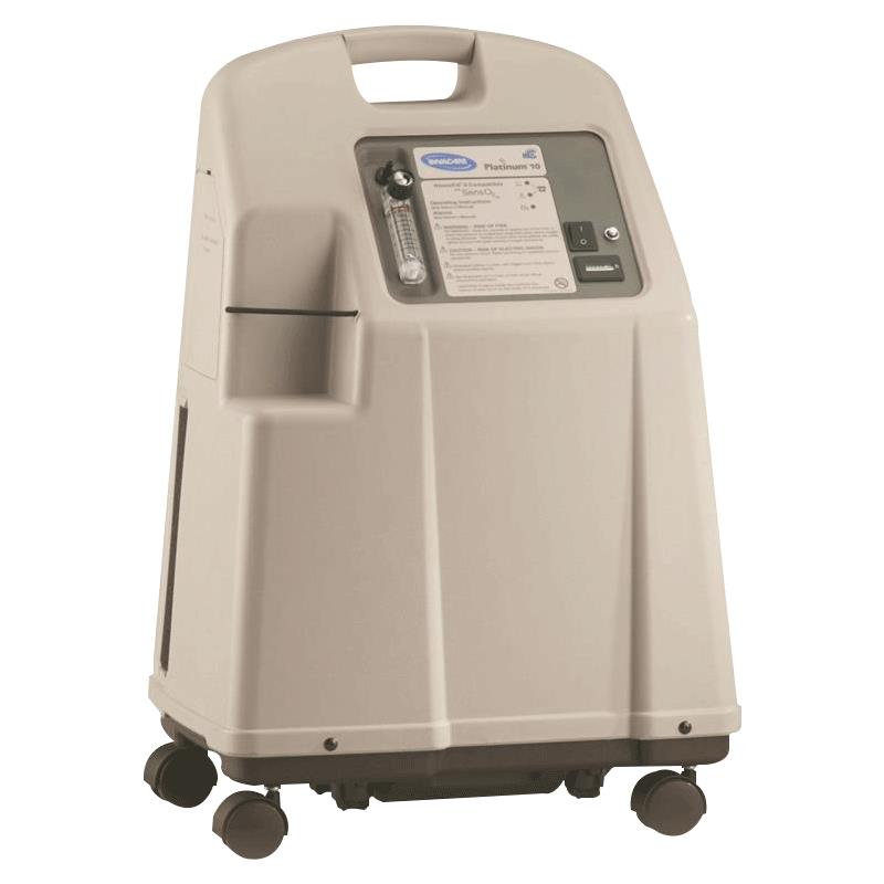 Invacare perfecto2 5 liter refurbished oxygen concentrator.