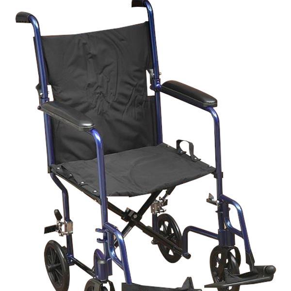 sc 1 st  ShopWheelchair.com & Lightweight Folding Transport Chair | Transport Wheelchair