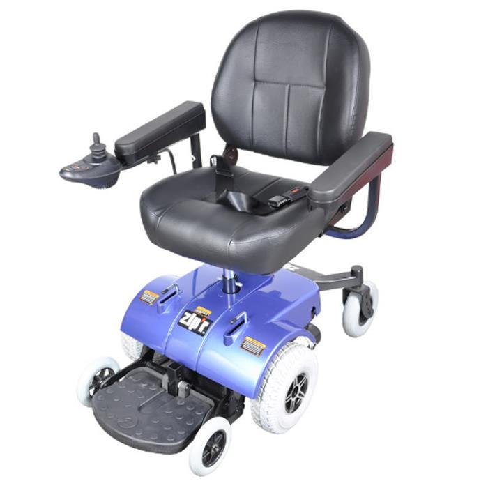 Zipr Pc Power Wheelchair Travel Portable Power Chair